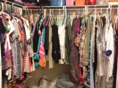 5 Closet after
